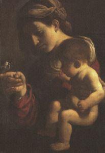 Madonna_del_Passero_Guercino